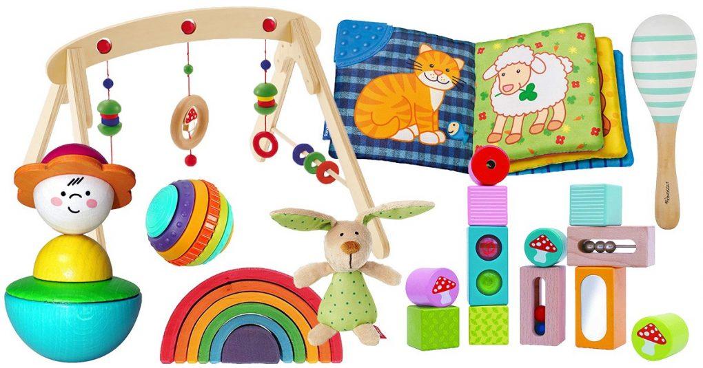 Spielsachen für Babys