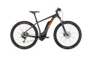 Mountain E Bike für Herren von Cube