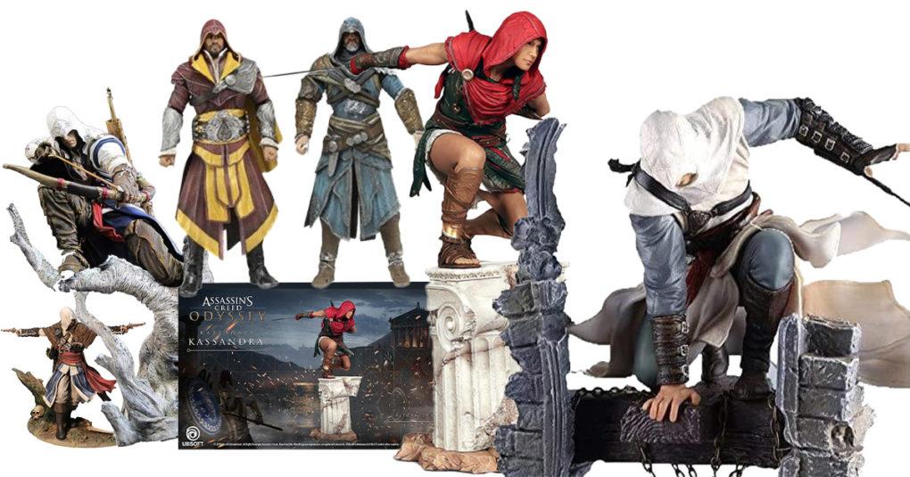 Assassin's Creed-Figuren