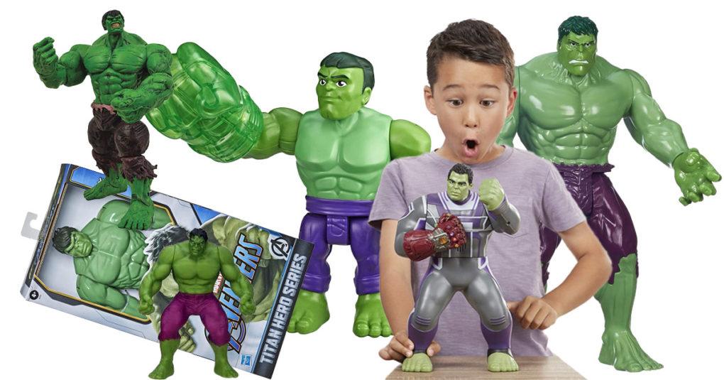 Hulk-Figur