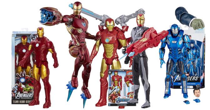 Iron-Man-Figur