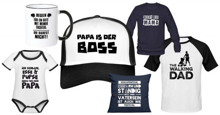 Papa-Sprüche [Geschenkideen]