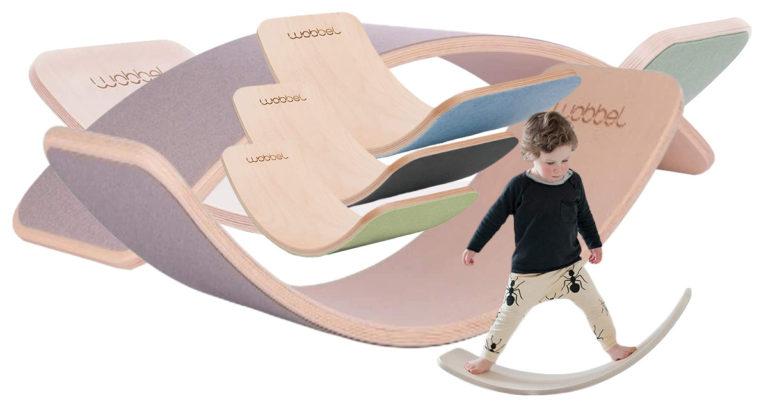 Wobbel-Board