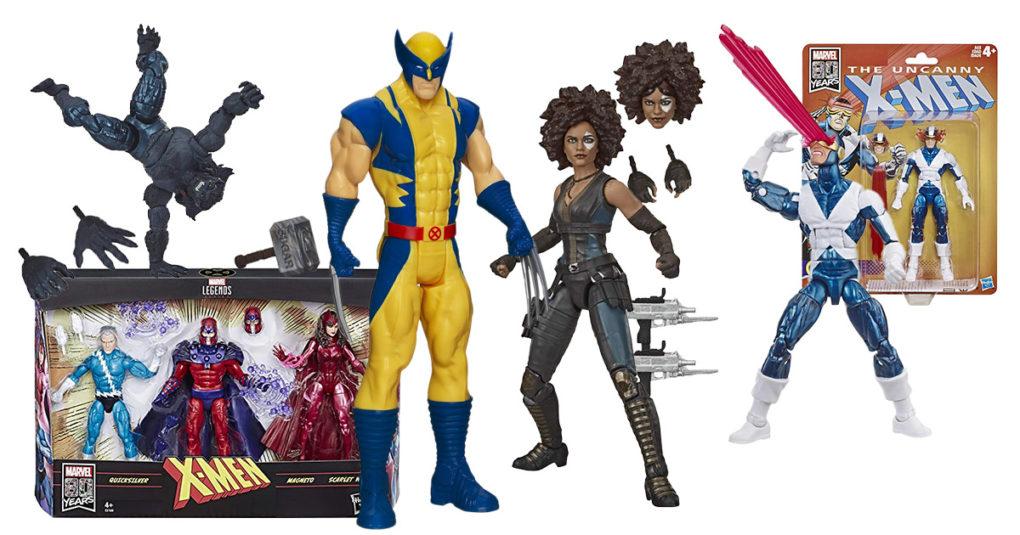 X-Men-Figuren