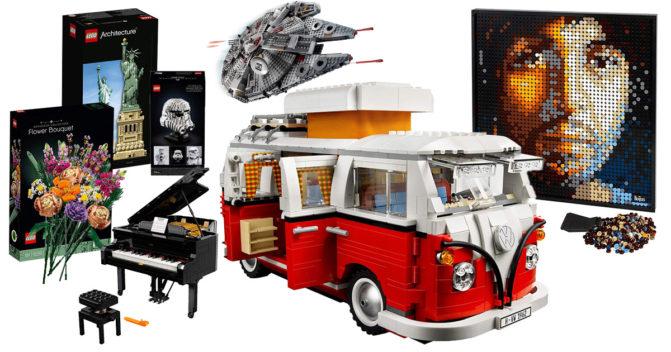 LEGO für Erwachsene