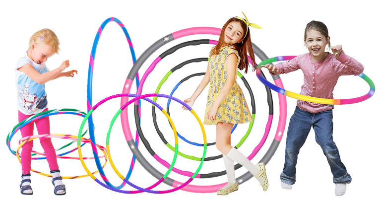 Hula-Hoop-Reifen-Kinder