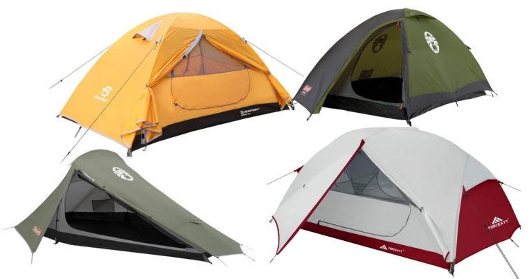 2-Mann-Zelte