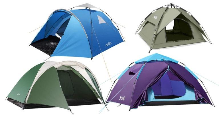 3-Mann-Zelte