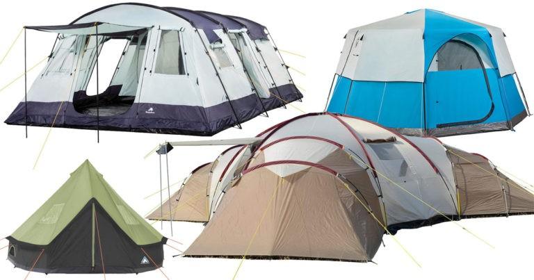 8-Mann-Zelte