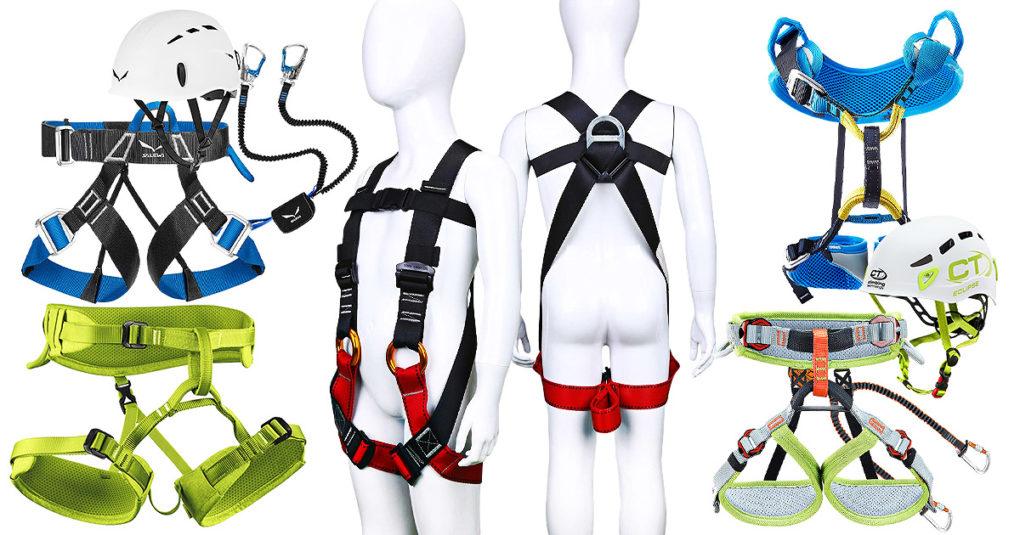 Kletterausrüstung-Kinder