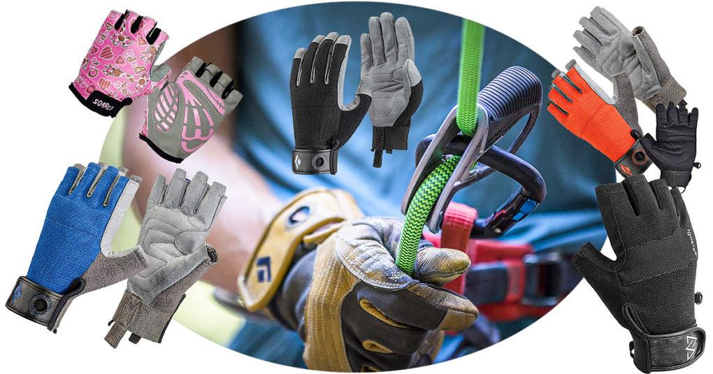 Kletterhandschuhe-Kinder