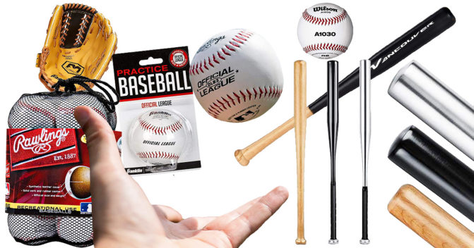 Baseballzubehör