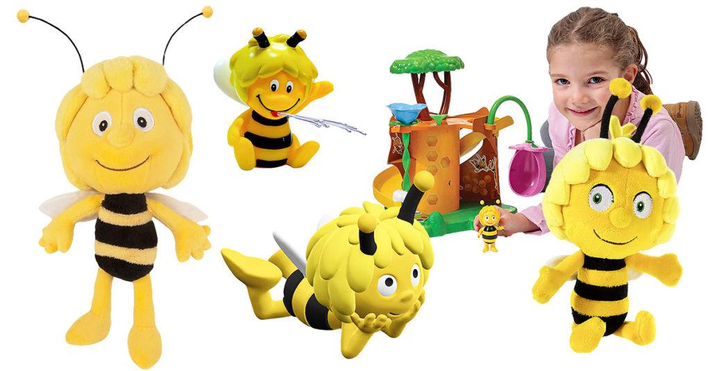 Biene Maja Figuren