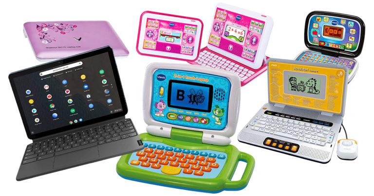 Kinder-Laptop