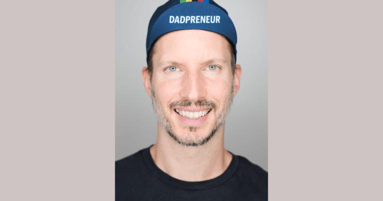Dadpreneur Matthias Hombauer im Podcast