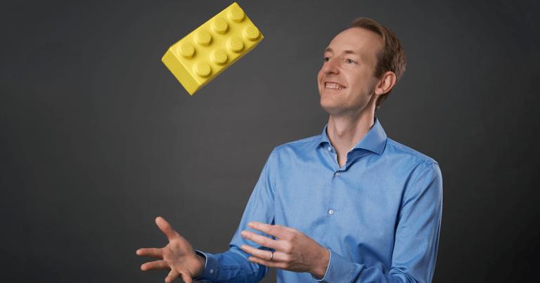 Podcast mit LEGO-Marketingchef Florian Gmeiner