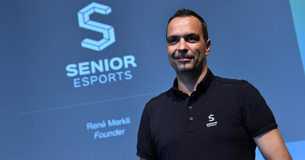 """Senior eSports-Gründer René Merkli im """"Dad's Talk""""-Podcast"""