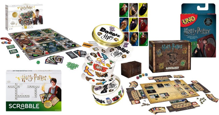 Harry-Potter-Spiele