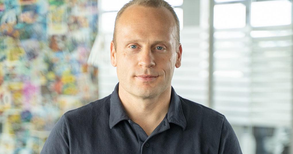 Babymarkt-CEO Bastian Siebers im Dad's Talk