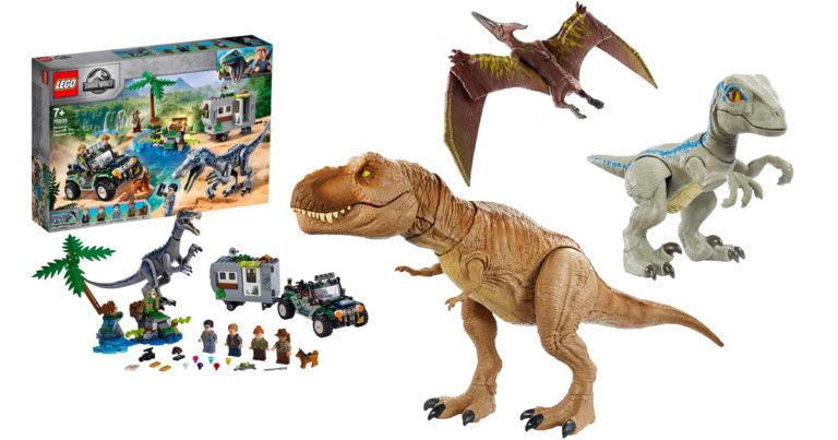 Jurassic World-Spielzeug