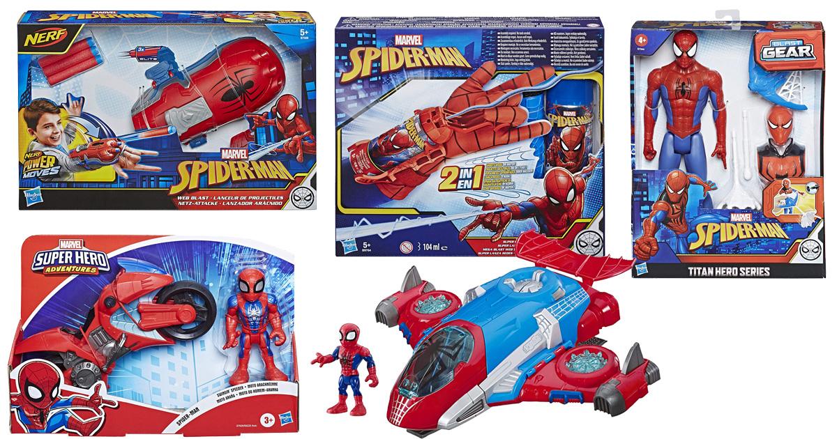 Die 7 Besten Spiderman Spielsachen Dad S Life