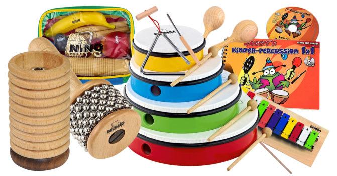 Percussions-Kinder