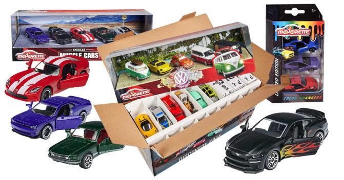 Majorette Spielzeugauto