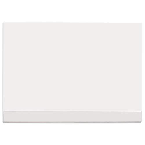 Blanko Schreibtischunterlage mit Kantenschutz I DIN A2 I 40 Blatt I aus Papier zum Abreißen I zum...