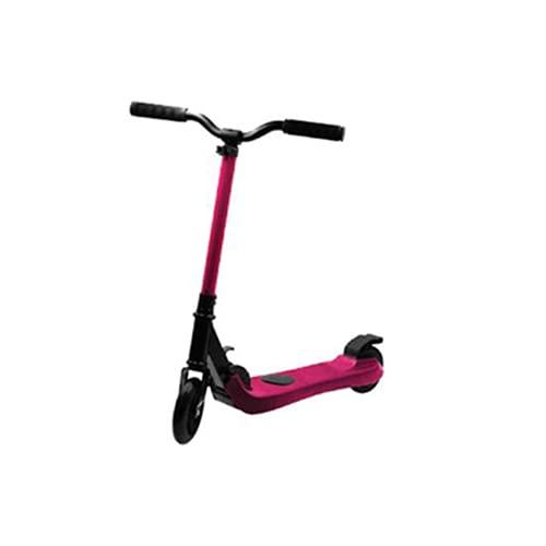 IconBIT KICK E-SCOOTER UNICORN KIDS – Elektro Scooter für Kinder, Geschwindigkeit 6 km/h, extra leicht...