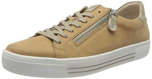 Remonte Damen D0903 Sneaker, Sand/Muschel / 60,44 EU Weit