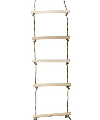Jaques von London Premium-Seilzugleiter - Strickleitern für Kinder Sicherheits-Seilzugleiter für Baum-...