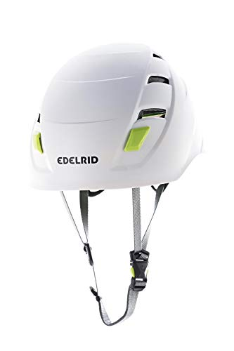 Edelrid Klettersteighelm Zodiac,720370000470,Weiß (snow), XS/XL (54 - 62 cm)