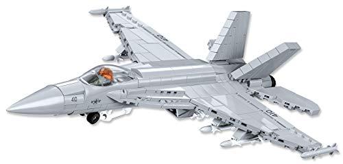 COBI 5804 F/A-18E Super Hornet Toys, grau