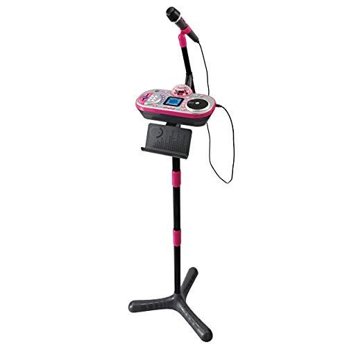 VTech 80-531704 Kidi Super Star DJ Studio Karaokespielzeug, Mikrofon