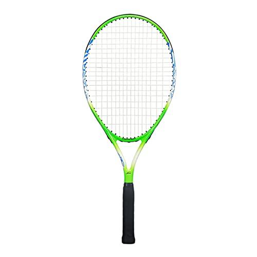 Tennisschläger für Kinder Anfänger Einzeltrainingsanzug Sporttrainingszubehör für Kinder...