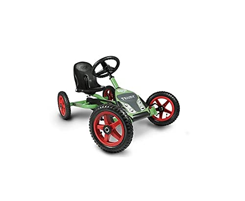 BERG Pedal-Gokart Buddy Fendt | Kinderfahrzeug, Tretfahrzeug mit hohem Sicherheitstandard, Luftreifen und...