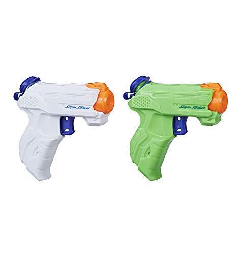 Hasbro E2155EU5 - Super Soaker ZipFire Wasserspritzpistole, 2er Pack