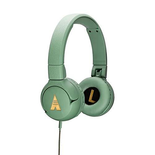 POGS Kopfhörer Kinder mit Kabel - The Elephant - Faltbare und Biegsame Kopfhörer mit Lautstärkeregler...