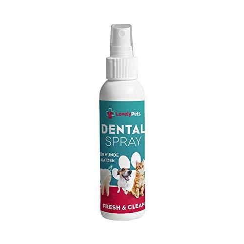 Good Living Products LovelyPets Dentalspray für Hunde und Katzen – Zahnpflege Hunde und Katzen (1...