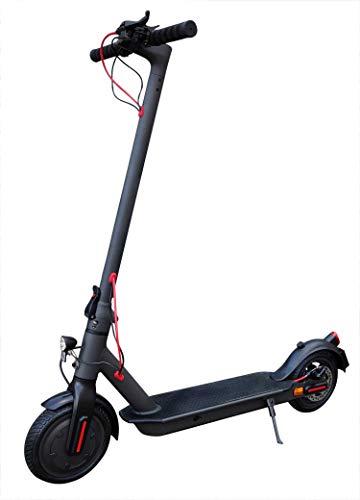 E-Scooter (ABE) mit Straßenzulassung (eKFV),20 km/h, 350 Watt, 7,8 Ah Lithium-Akku, Elektro Cityroller,...