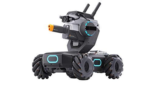 DJI RoboMaster S1-Bildungsfördernder Roboter, Intelligente Funktionen und spannende Spielmodi bieten...