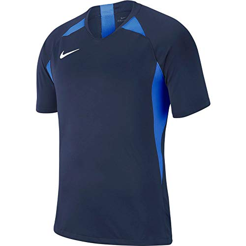 Nike Kinder Legend Shirt, Midnight Navy/Royal Blue/White, M