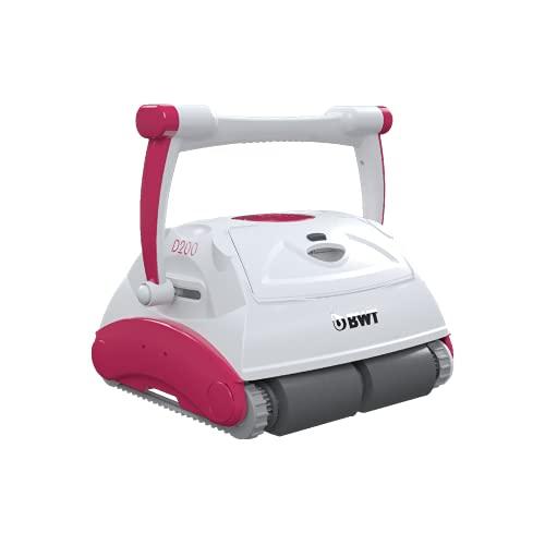 BWT Pool-Roboter D200 | Optimale Reinigung für Boden, Wand & Wasserlinie | Beste Filterleistung &...