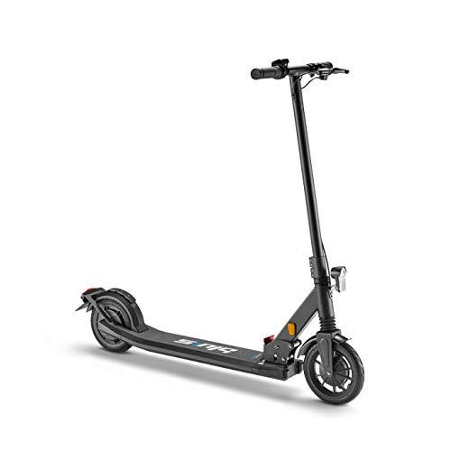 Blu:s Stalker XT600 E-Scooter mit Straßenzulassung ABE (7,8 Ah / 250 Watt / 25 km / 20 km/h) inkl. 8'...