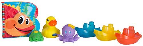 Badespielzeug Geschenkset 7 teilig