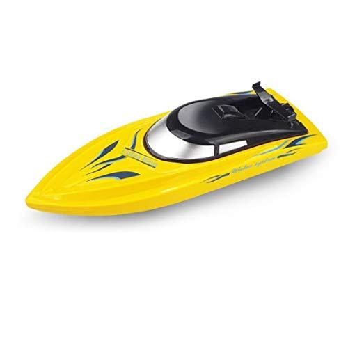 YYLI Elektrisches RC-Boot 2. 4 Ghz Für Kinder Erwachsene Lange Akkulaufzeit Ferngesteuertes Rennboot...
