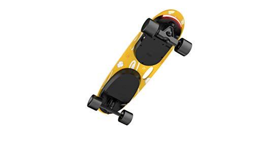 Togui Elektrisches Skateboard Longboard Skateboard ohne Fernbedienung, selbstausgleichendes elektrisches...