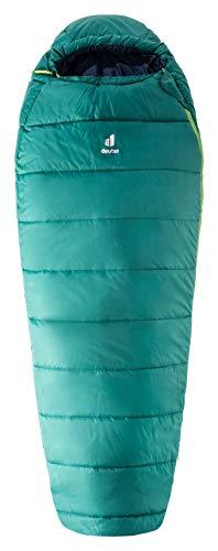 deuter Starlight Pro Kinderschlafsack, alpinegreen-navy