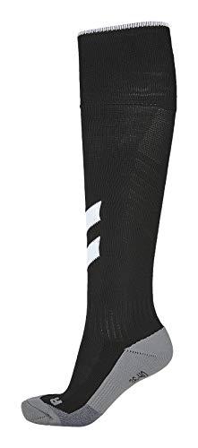 Hummel Kinder Fundamental Football Sock, Black/White, 6
