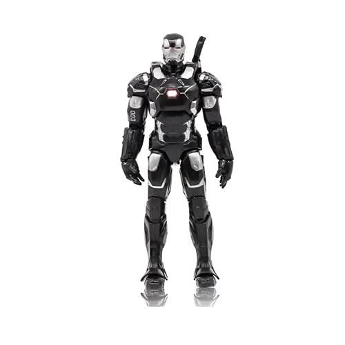 Zahl PVC Anime Prestige Iron Man Spielzeug, Avengers 4, Spider-Man Beauty Team Captain Figur, mit...